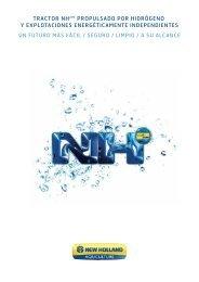 TRACTOR NH2™ PROPULSADO POR HIDRÓGENO Y ...