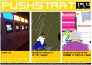 PUSHSTART N19 - Revista Digital de Videojogos Pushstart