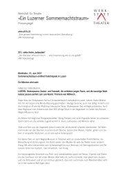 Pressetexte (pdf) - Werkstatt für Theater