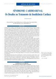 síndrome cardio-renal - Acta Médica Portuguesa