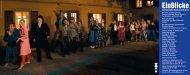 EinBlicke Eine theatralische W - Werkstatt für Theater