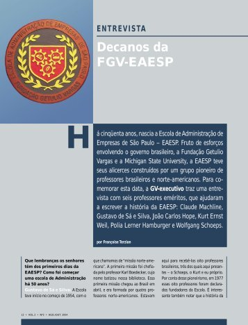 Texto na íntegra - Fundação Getulio Vargas