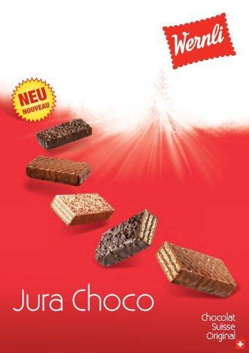 Jura Choco - Wernli