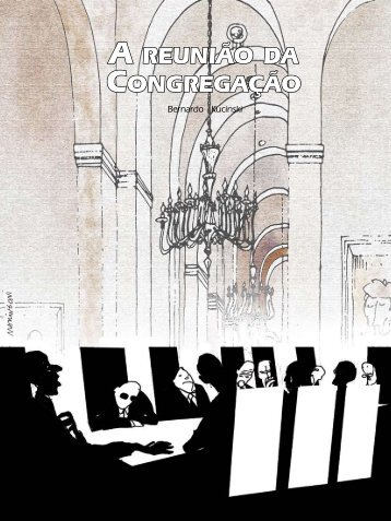 A REUNIÃO DA CONGREGAÇÃO - Adusp