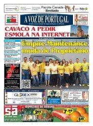 empire maintenance muda de proprietário - A Voz de Portugal