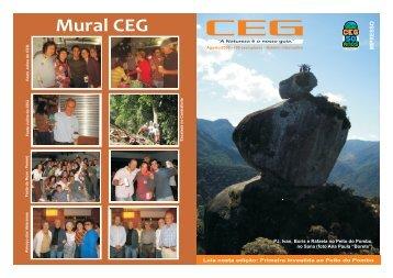 Mural CEG - Centro Excursionista Guanabara