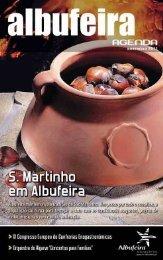 Agenda - novembro 2011 - Câmara Municipal de Albufeira