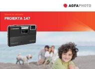 Agfa Projekta 147b - Início