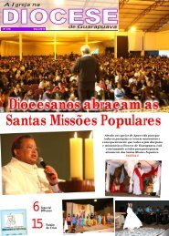 378 - maio 2010 - Diocese de Guarapuava