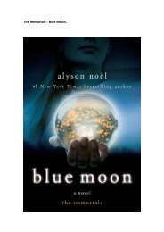 The Immortals - Blue Moon. - CloudMe