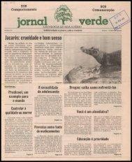Jacarés: crueldade e bom senso
