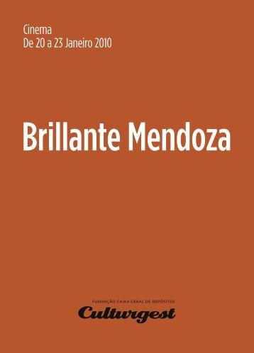 Brillante Mendoza - Culturgest