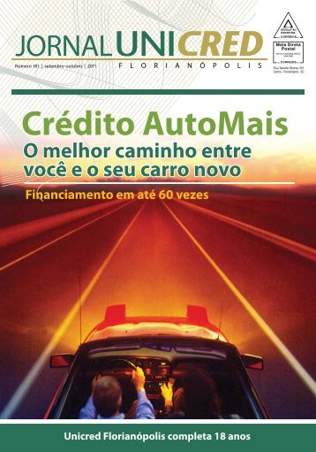 Crédito AutoMais - Unicred Florianópolis