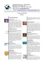 Catálogo Abril 2010 Infantil - WS Editor