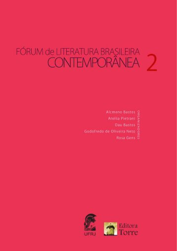 Rafael Julião - Forum de Literatura - UFRJ