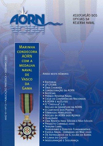 Marinha condecora AORN com a medalha naval ... - Reserva Naval