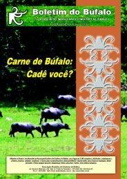 Boletim do Búfalo - nº 2 - jul/2005 - Associação Brasileira de ...