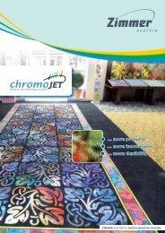 ChromoJET Carpet Book 2012 - J. Zimmer Maschinenbau GmbH
