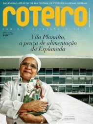 BAR EM BAR: ATÉ O DIA 18, UM FESTIVAL DE ... - Roteiro Brasília
