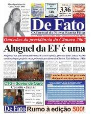 Edição 488.pmd - Jornal De Fato