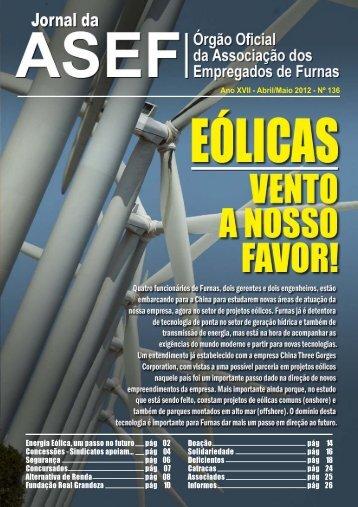 Jornal ASEF ABRIL-MAIO 2012 FINAL.pmd - Voltar