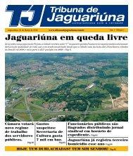 Edição 1 - Tribuna de Jaguariúna