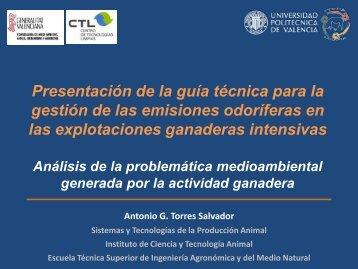 Ponencia Antonio G. Torres