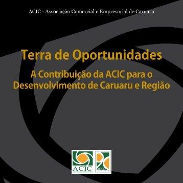 Capítulo XVII - ACIC