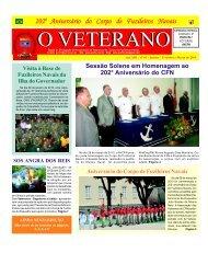 2020 Aniversário do Corpo de Fuzileiros Navais - AVCFN
