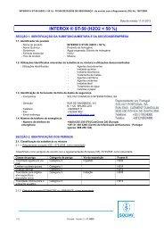 Revision Date EHS_RPVALD - Solvay em Portugal