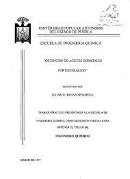obtencion de aceites esenciales por destilacion - Biblioteca ...