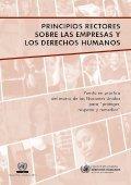 PRINCIPIOS RECTORES SOBRE LAS EMPRESAS Y LOS DERECHOS HUMANOS - Page 2