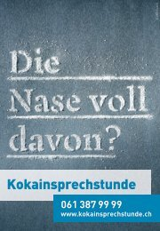PDF herunterladen - Suchthilfe Region Basel