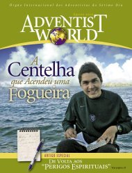 Agosto - Adventist World