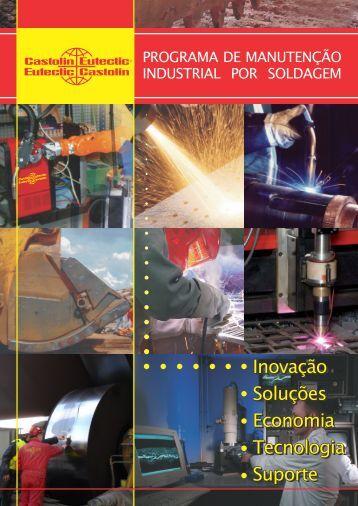 Catálogo Apresentador da Eutectic