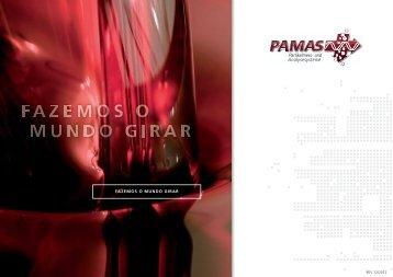 nosso catálogo - PAMAS GmbH