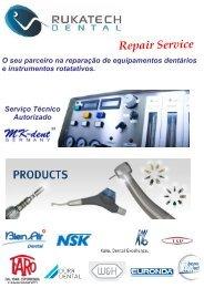 FOLHETO RUKATECH REPAIR SERVICE 1