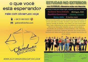 OlivierLex Student Placement Brochure - OlivierLex Education
