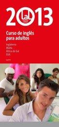 Curso de inglês para adultos - LAL Language Centres