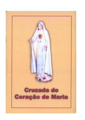 Cruzada Cordimariana - Maria Mãe da Igreja
