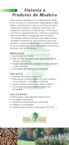 Floresta e Produtos de Madeira - Holz.ConZert - Page 2