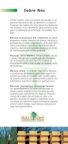 Floresta e Produtos de Madeira - Holz.ConZert - Page 5