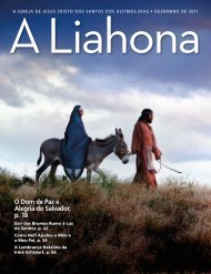 Dezembro de 2011 A Liahona