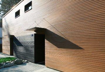 Weitere Bilder aussen [PDF] - bei Wespi Partner Architekten