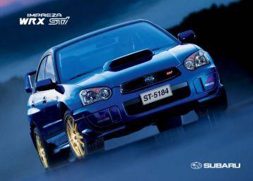 Impreza Subaru STi.2177 (Page 1)