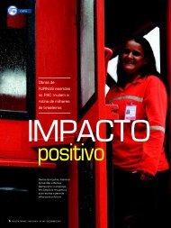Impacto positivo - Furnas