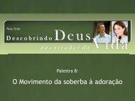 Slides - Comunidade Presbiteriana Campolim