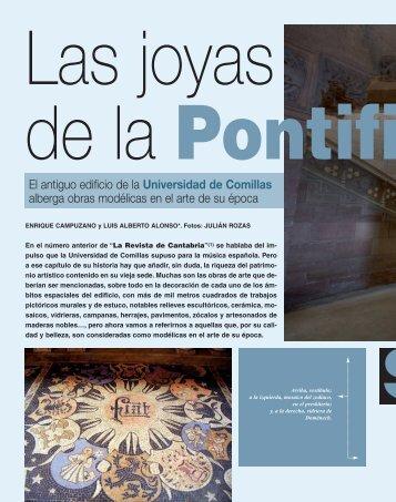 las joyas de la pontificia - Caja Cantabria