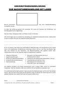 und Einverständnisformular für Nachstar ... - ZIRM Privatklinik - Seite 5