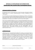 Aufklärungs- und Einverständnisformular für ... - ZIRM Privatklinik - Seite 2
